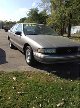 1996 Chevrolet Impala for sale in Casco, MI