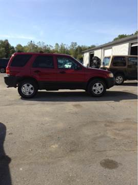 2003 Ford Escape for sale in Casco, MI