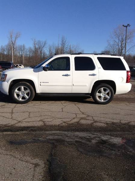 2007 Chevrolet Tahoe For Sale At JEREMYS AUTOMOTIVE In Casco MI