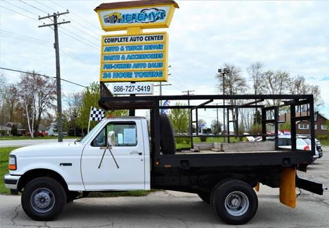 1996 Ford F-450 for sale in Casco, MI