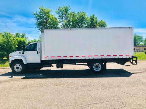 2003 GMC C7500 for sale in Casco, MI