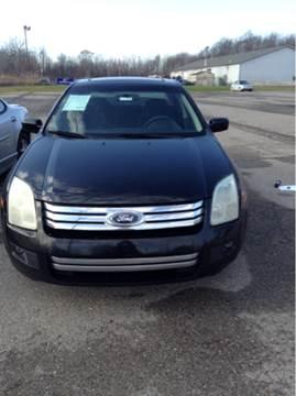 2006 Ford Fusion for sale in Casco, MI