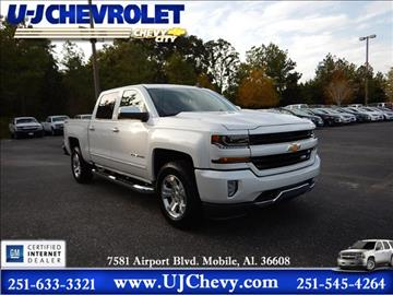2017 Chevrolet Silverado 1500 for sale in Mobile, AL