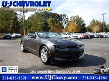 2017 Chevrolet Camaro for sale in Mobile, AL