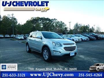 2017 Chevrolet Equinox for sale in Mobile, AL