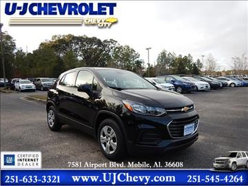2017 Chevrolet Trax for sale in Mobile, AL