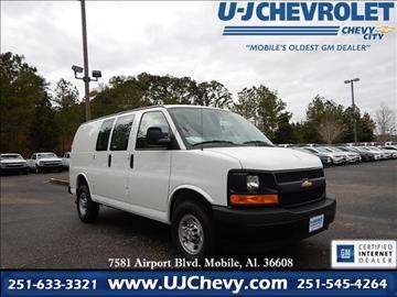 2017 Chevrolet Express Cargo for sale in Mobile, AL