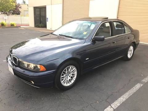 2003 BMW 5 Series for sale in Rocklin, CA