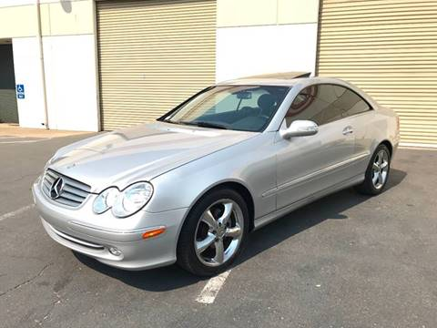 2004 Mercedes Benz CLK For Sale In Rocklin, CA