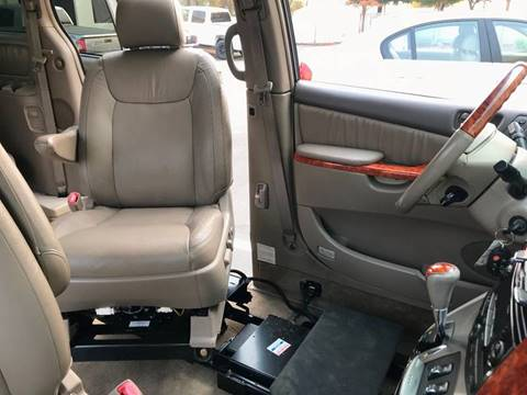 2006 Toyota Sienna for sale in Rocklin, CA