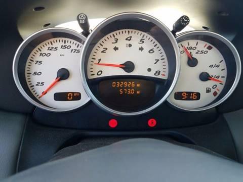 2003 Porsche Boxster for sale in Rocklin, CA