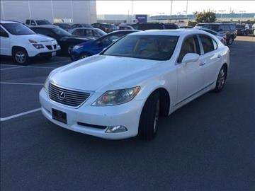 2008 Lexus LS 460 for sale in Rocklin, CA