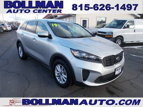 2019 Kia Sorento for sale at Bollman Auto Center in Rock Falls IL