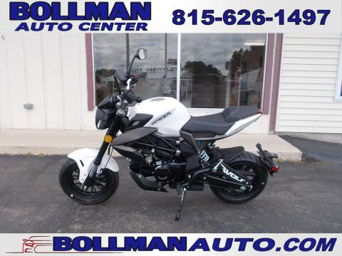 2020 Wolf Brand Scooters Sriker for sale at Bollman Auto Center in Rock Falls IL