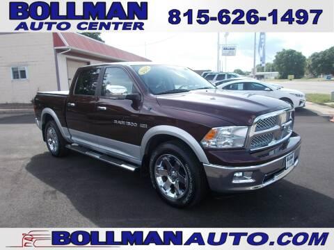 2012 RAM Ram Pickup 1500 for sale at Bollman Auto Center in Rock Falls IL