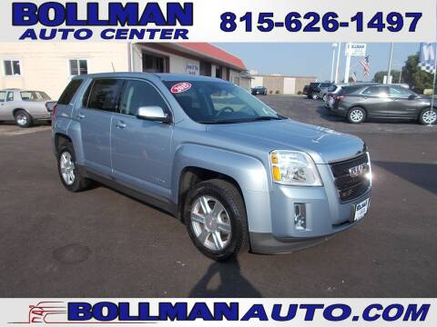 2015 GMC Terrain for sale at Bollman Auto Center in Rock Falls IL