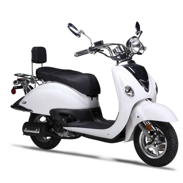 2021 Wolf Brand Scooters Jet Classic for sale at Bollman Auto Center in Rock Falls IL