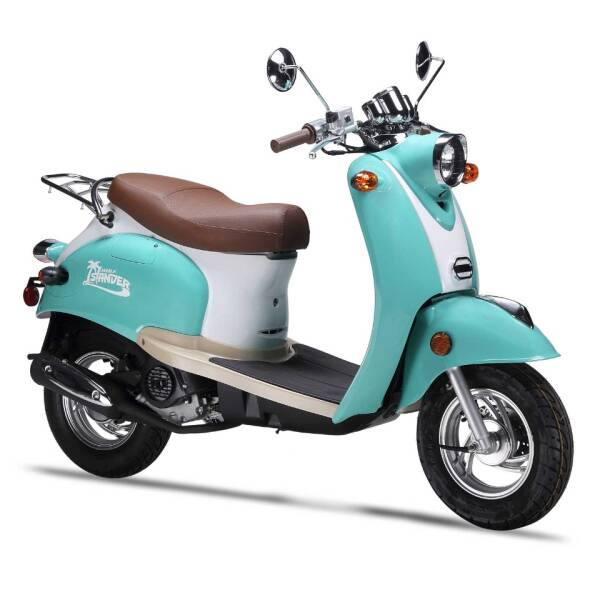 2021 Wolf Brand Scooters Islander for sale at Bollman Auto Center in Rock Falls IL