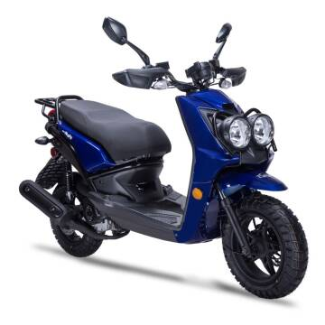 2021 Wolf Brand Scooters Rugby for sale at Bollman Auto Center in Rock Falls IL