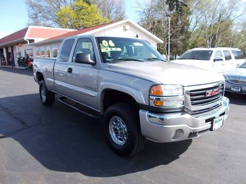 2006 GMC Sierra 2500HD for sale in Rock Falls, IL
