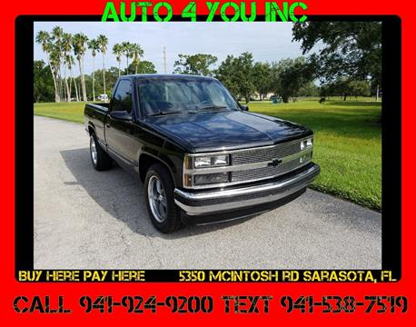 1989 Chevrolet C/K 1500 Series for sale in Sarasota, FL
