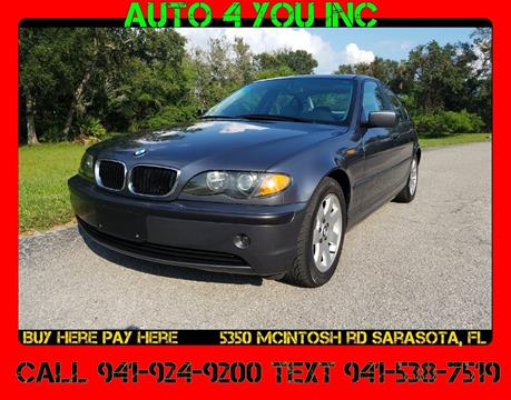 2002 BMW 3 Series for sale in Sarasota, FL