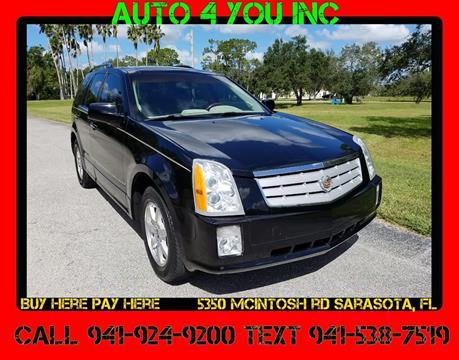 2006 Cadillac SRX for sale in Sarasota, FL