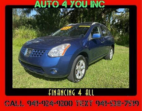 2010 Nissan Rogue for sale in Sarasota, FL