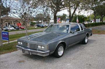 1985 Oldsmobile Delta Eighty-Eight Royale for sale in Sarasota, FL