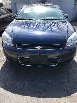 2008 Chevrolet Impala for sale in Belleville, IL