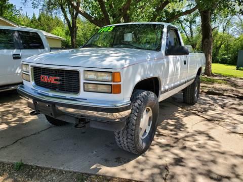 1995 GMC Sierra 1500 for sale in Augusta, KS