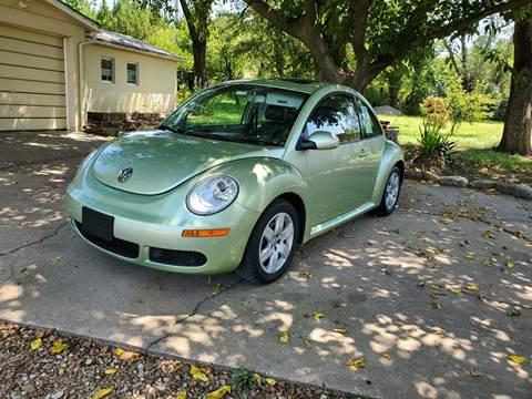 2007 Volkswagen New Beetle for sale in Augusta, KS
