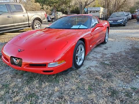 2002 Chevrolet Corvette for sale in Augusta, KS