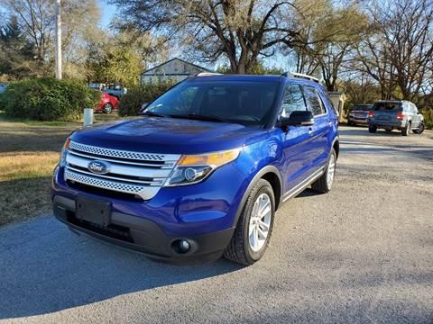 2013 Ford Explorer for sale in Augusta, KS