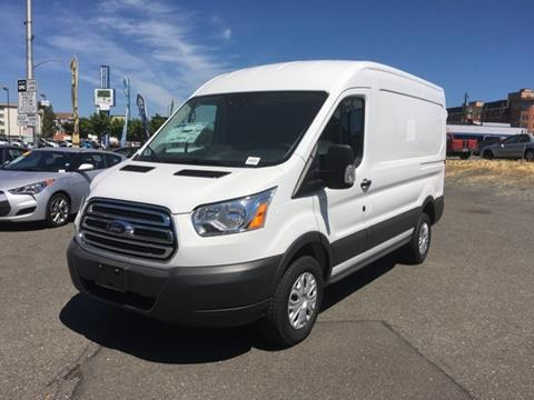 2017 Ford Transit Cargo for sale in Seattle, WA