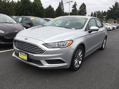 2017 Ford Fusion for sale in Seattle, WA