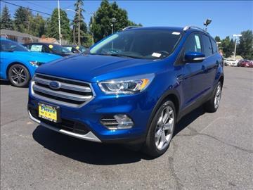2017 Ford Escape for sale in Seattle, WA