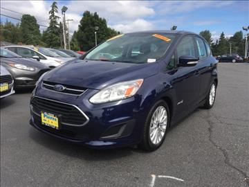 2017 Ford C-MAX Hybrid for sale in Seattle, WA