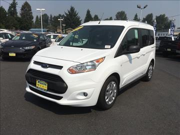 2017 Ford Transit Connect Wagon for sale in Seattle, WA