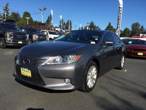 2013 Lexus ES 300h for sale in Seattle, WA