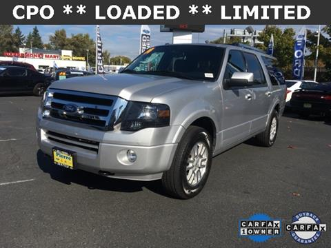 2014 Ford Expedition EL for sale in Seattle, WA