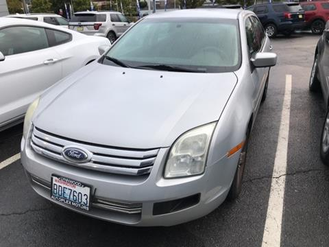 2006 Ford Fusion for sale in Seattle, WA