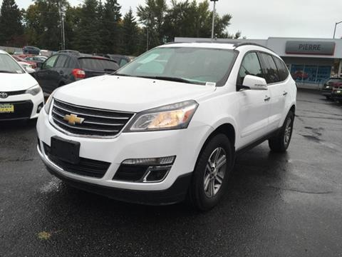 2016 Chevrolet Traverse for sale in Seattle, WA