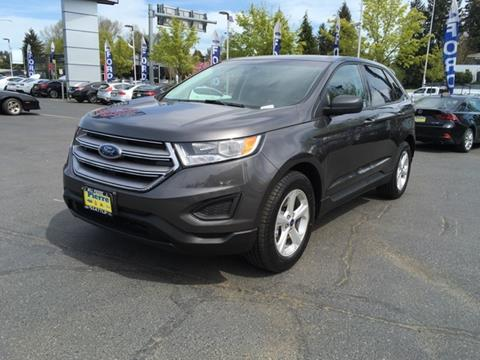 Ford Edge For Sale In Seattle Wa