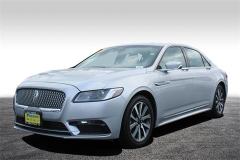 2018 Lincoln Continental for sale in Seattle, WA