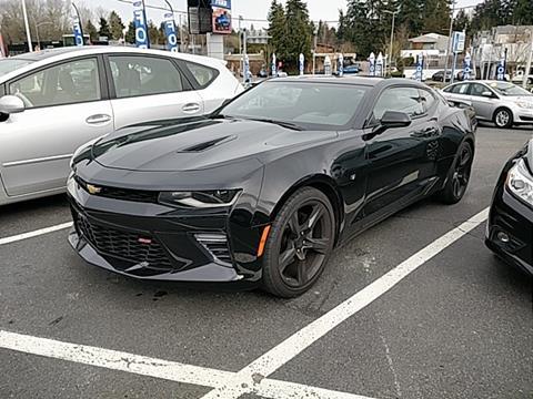 2017 Chevrolet Camaro for sale in Seattle, WA