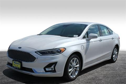 2019 Ford Fusion Energi for sale in Seattle, WA