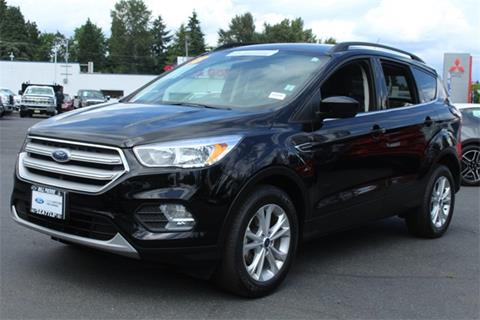 2018 Ford Escape for sale in Seattle, WA