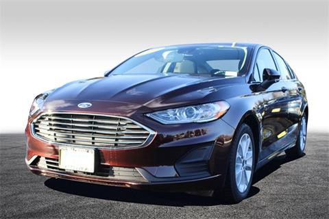 2019 Ford Fusion Hybrid for sale in Seattle, WA