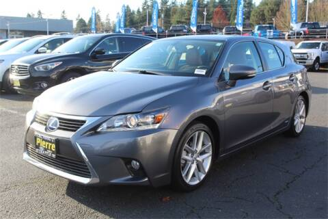 2016 Lexus CT 200h for sale in Seattle, WA
